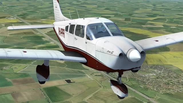 JUST FLIGHT PA-28-181 Archer III