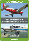 PA-28R Arrow III & Turbo Arrow III/IV Bundle (for X-Plane 11)