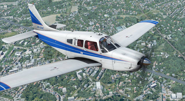 PA-28R Arrow III (for Flight Sim World)