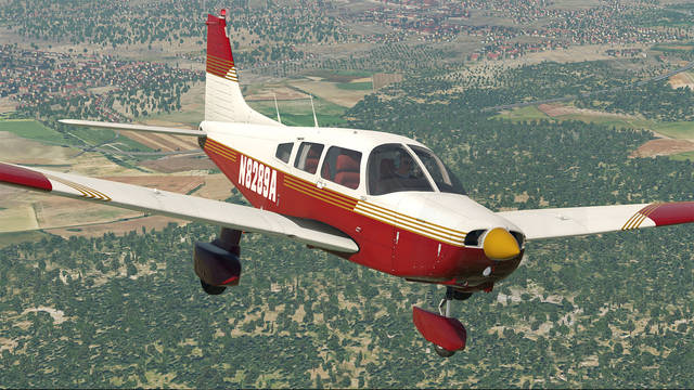PA-28R Arrow III, PA-28-161 Warrior II & PA-28-181 Archer III Bundle