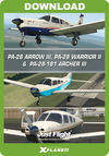 PA-28R Arrow III, PA-28-161 Warrior II & PA-28-181 Archer III Bundle (for X-Plane 11)