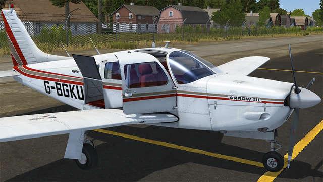 Pilote-Virtuel com - Forum de simulation aérienne / [P3D][FSX] Pa28