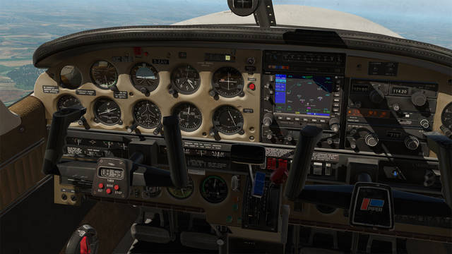 Just Flight - PA-28R Turbo Arrow III/IV (for X-Plane 11)