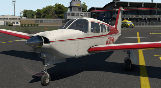 PA-28R Turbo Arrow III/IV (for X-Plane 11)