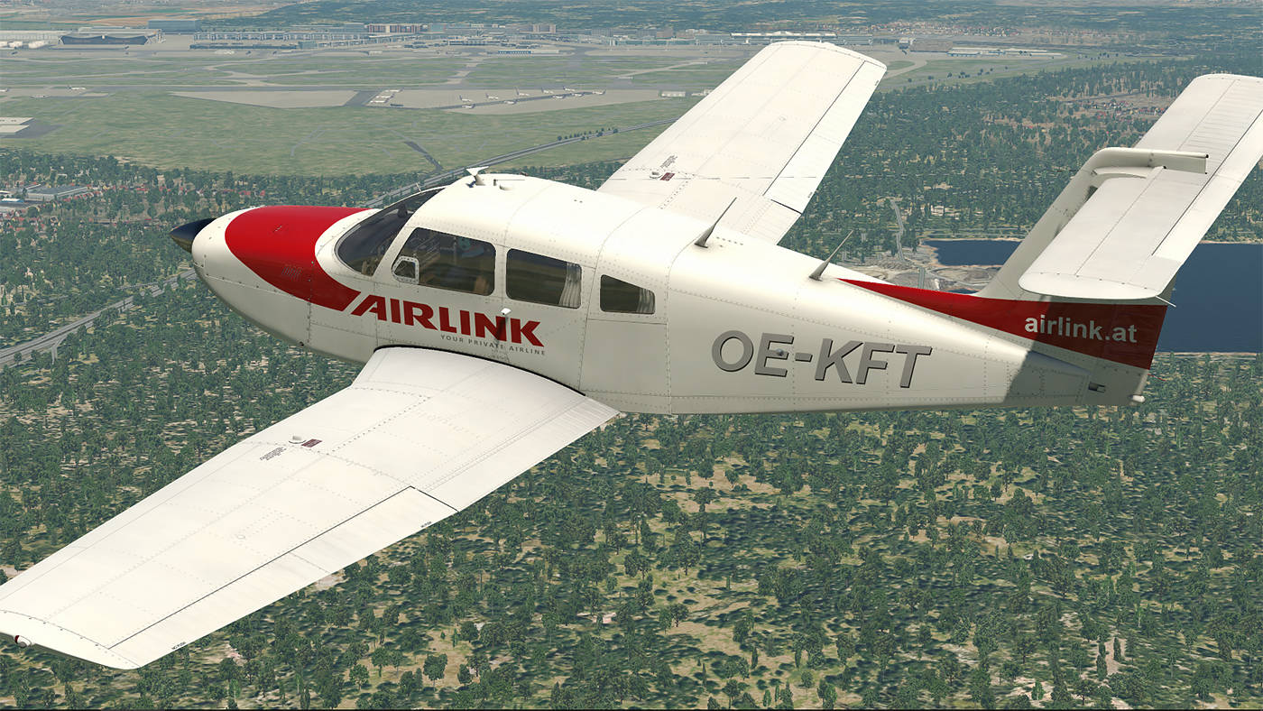 PA-28R Turbo Arrow III/IV (for X-Plane 11) - Just Flight