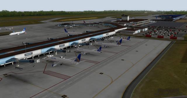 Just Flight - Panama City Tocumen Intl  MPTO