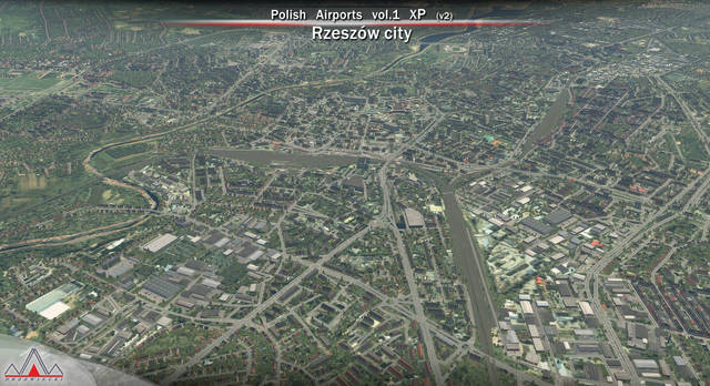 Polish Airports Vol. 1 XP v2 (for X-Plane)