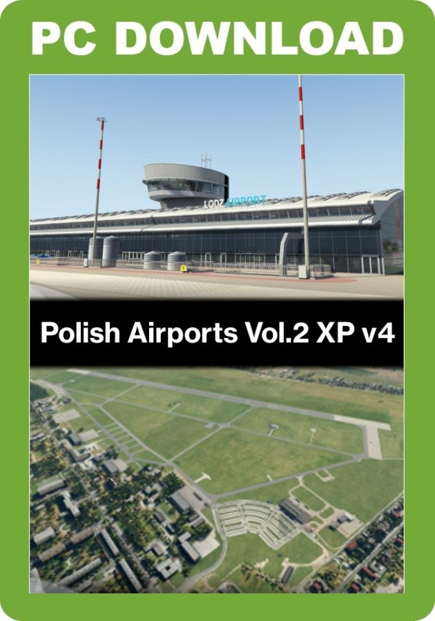 Just Flight - Polish Airports Vol  2 XP v2 (for X-Plane 11)