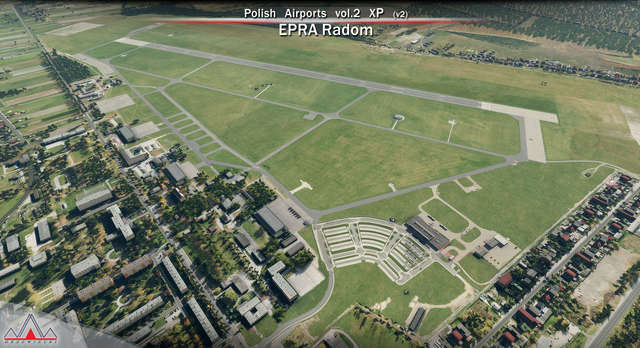 Polish Airports Vol.2 XP v2 (for X-Plane)