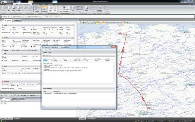 Just Flight - PFPX (Professional Flight Planner X)