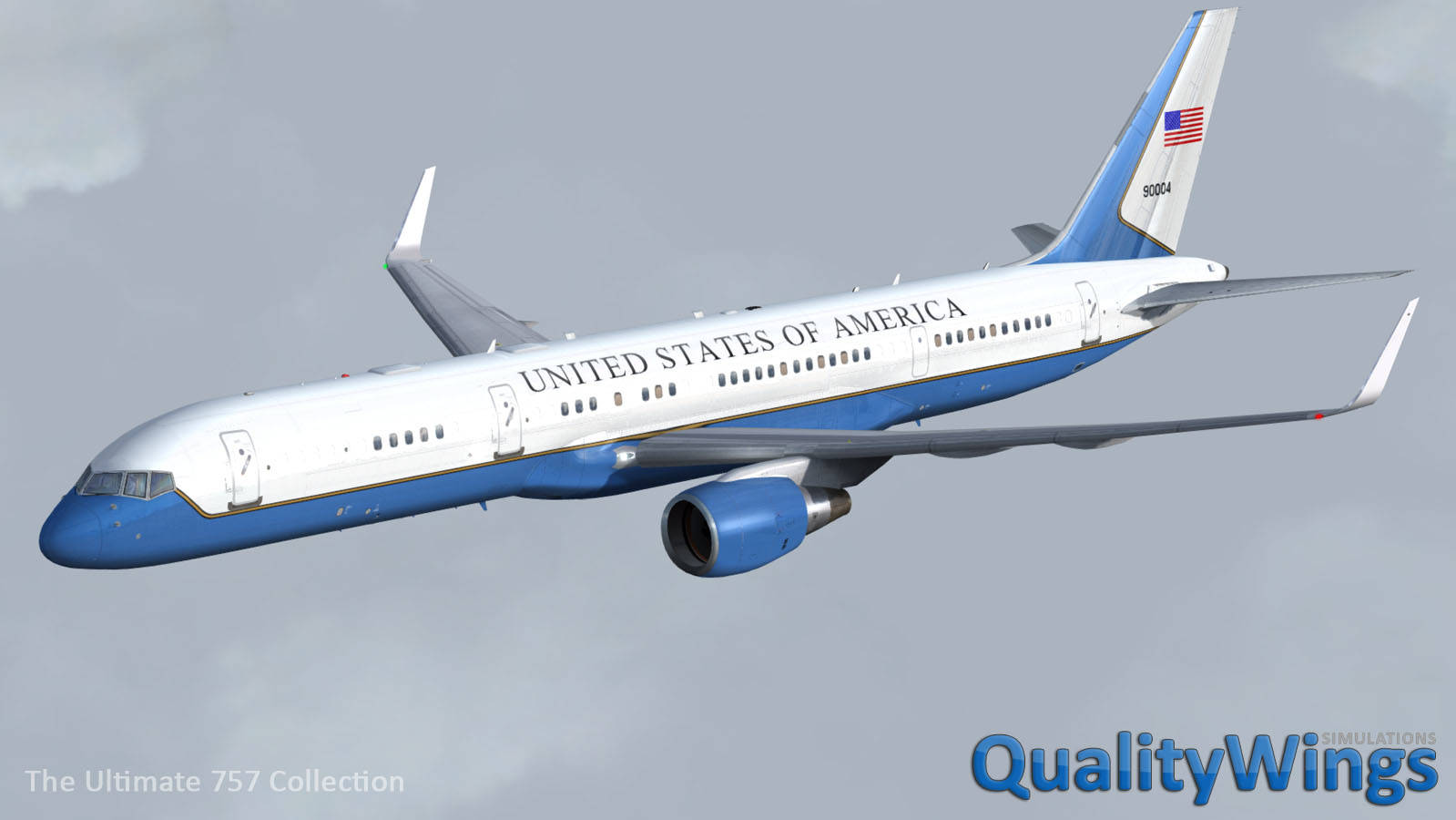 Just Flight - QualityWings - The Ultimate 757 Collection