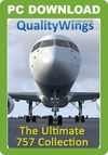 QualityWings - The Ultimate 757 Collection (for P3D v4.4+)