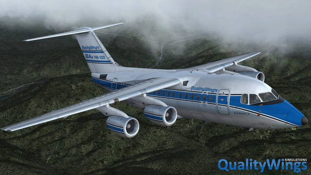 QualityWings Ultimate 146 Collection (for P3D v4)