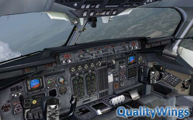 Fs2004 Qualitywings 757 QualityWings Simulations Ultimate 757 Collection