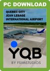 Quebec City Airport CYQB