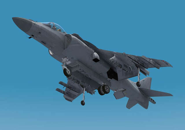 RAZBAM AV-8B Harrier II Plus