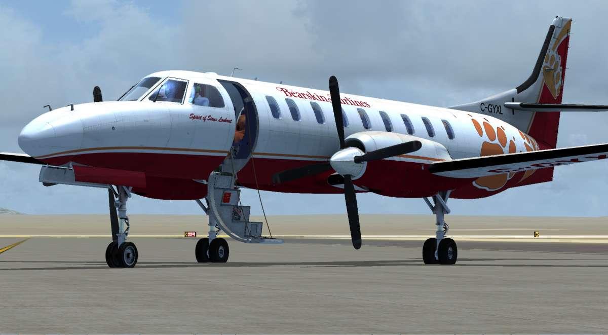 Just Flight Razbam Fairchild Metroliner Sa227 Bc