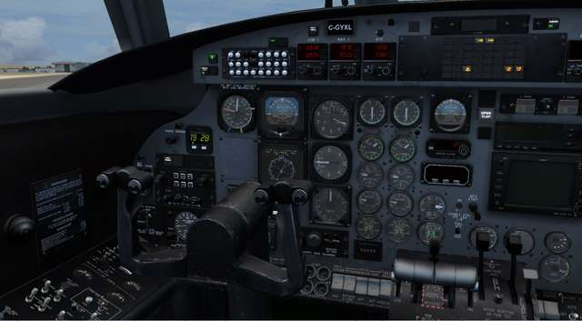 Just Flight Razbam Fairchild Metroliner Sa227 Bc