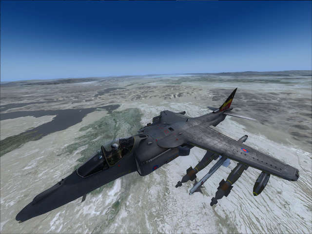 RAZBAM Harrier GR.7 & GR.9