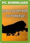 Real Color FAOR for Tower!3D