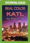 Real Color KATL for Tower!3D