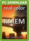 Real Color KMEM for Tower3D