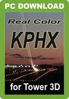 Real Color KPHX for Tower3D