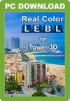 Real Color LEBL for Tower3D