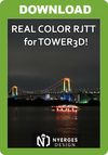 Real Color RJTT for Tower!3D