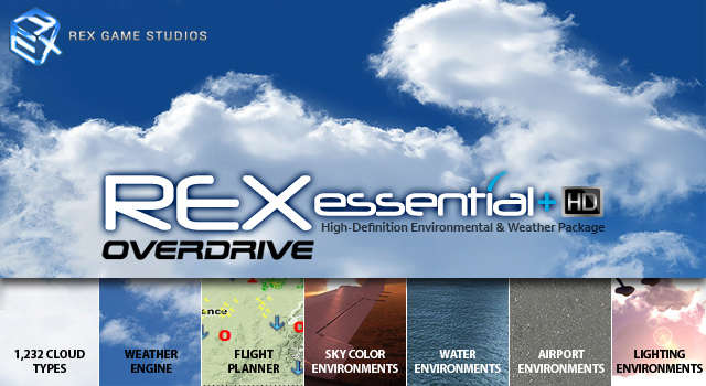 REX Essential PLUS with OverDrive