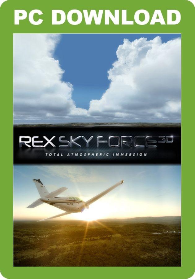 Just Flight - REX 5 - Sky Force 3D