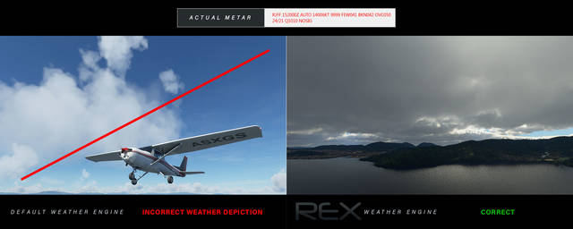 REX Weather Force 2020