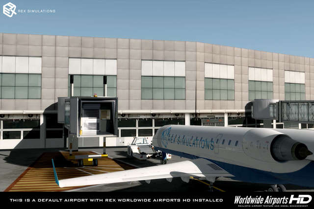 REX Worldwide Airports HD
