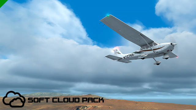 REX4 Texture Direct with Soft Clouds HD Enhanced Edition