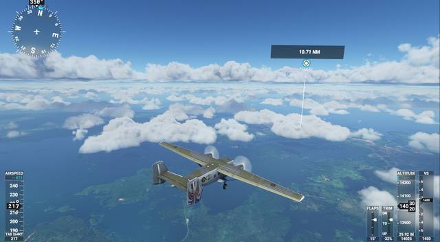 Rolling Cumulus Software - Eight Missions for MSFS