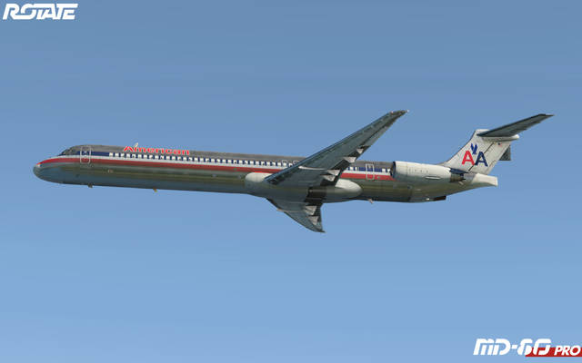 Rotate MD-80