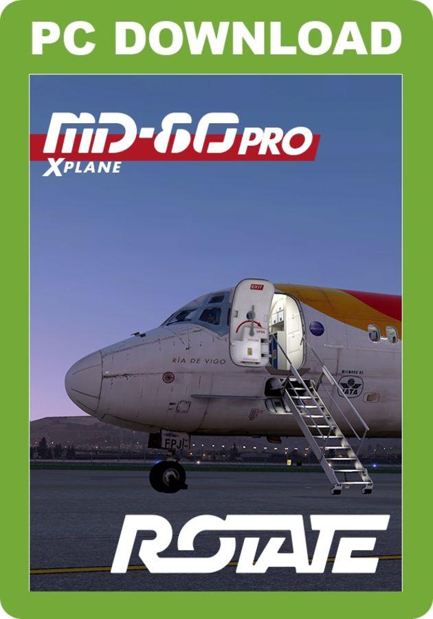 Just Flight - Rotate MD-80 Pro