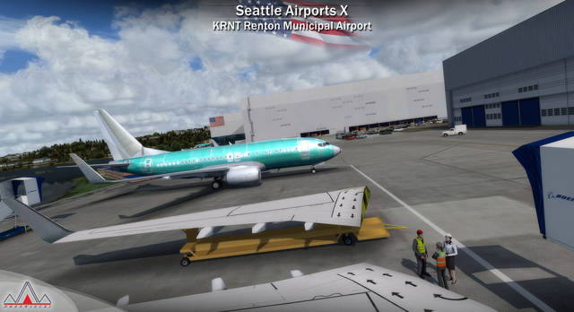 Seattle Airports X v1.1