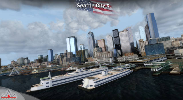 Seattle City X v1.1