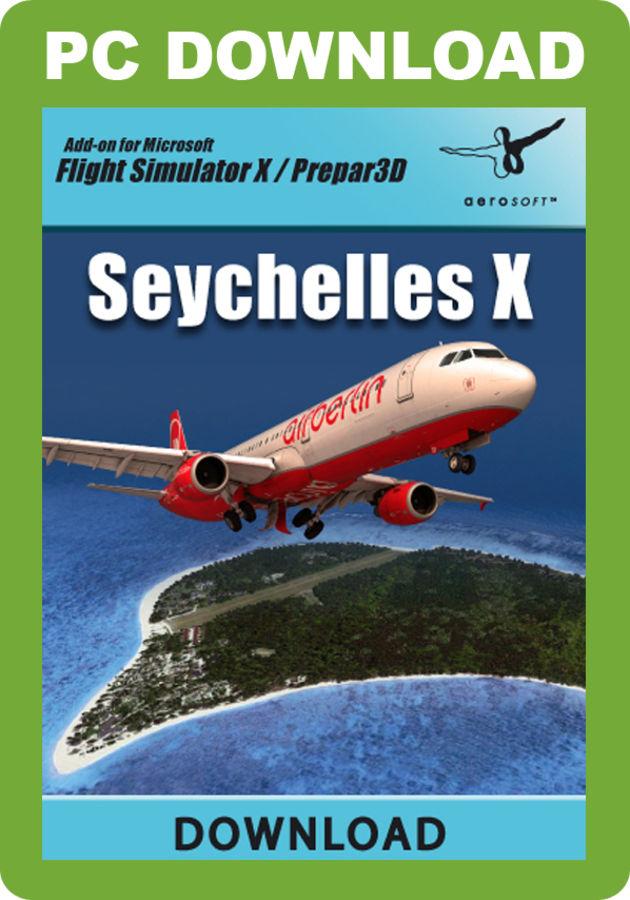 Just Flight - Seychelles v2 0