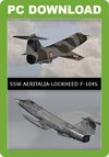 Sim Skunk Works Aeritalia-Lockheed F-104S (for P3D v3)