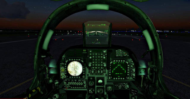 Sim Skunk Works AV-8 B Harrier II (for FSX)