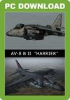 Sim Skunk Works AV-8B Harrier II (for P3D v5)