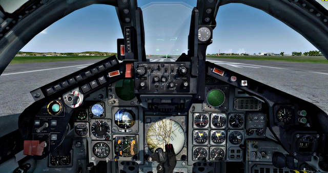 Sim Skunk Works PA200 'Tornado' (for FSX)