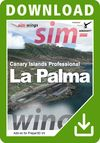 Sim-Wings - Canary Islands Professional - La Palma