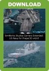 SimWorks Studios Carriers Extended: US Navy