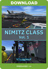 Simworks Studios Nimitz Class Vol. 1 (for P3D v4.5)