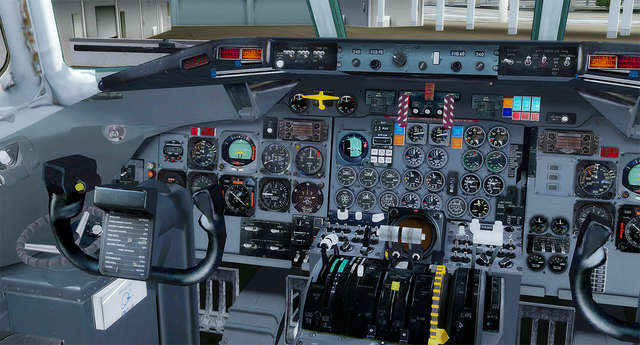 Sky Simulations DC-9 (for FSX)