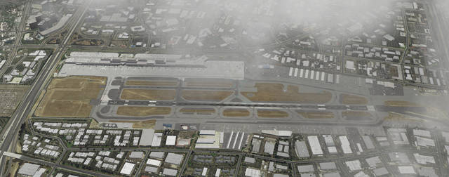 Skyline Simulations KSNA - John Wayne International Airport