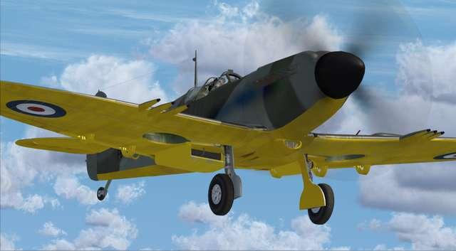 Just Flight  Spitfire Mk IV
